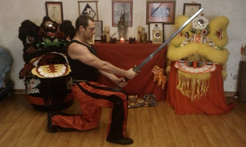 Weapons Gallery – White Crane Martial Arts