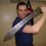 Sword Master Class- An Article by Shafagh Amiraftabi Instructor WCMA