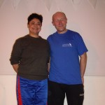 Robert Lyne, My First Student In Worthing To Complete The Suang Yang Form- An Article By Shafagh Amiraftabi Instructor WCMA
