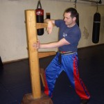 Wooden Man Training-Traditional Training Part 2- An Article by Mr Russell Suthern Chief Instructor WCMA