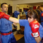 Chinese Kick Boxing- An Article by Mr Russell Suthern Chief Instructor WCMA