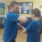 Joint Locking & Manipulation/ Pushing & Sticking Hands- An Article By Darren Treen