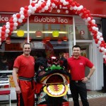 Lion Dance for Pearls Bubble Tea in Gardner Street Brighton- An Article by Mr Russell Suthern Chief Instructor WCMA