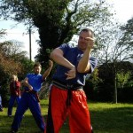 Kung Fu Camp 2012- An Article by Shafagh Amiraftabi Instructor WCMA
