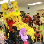 The Diwali Festival of Light Lion Dance Performance- An Article by Kirsty Sloman Brighton WCMA