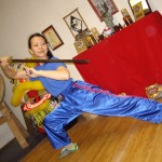 The Chinese Straight Sword (Jian) Modelled By Hoyan Li, Student Brighton WCMA- A Short Article By The Chief Instructor, Mr Russell Suthern