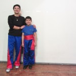 Five Elements Master Class- An Article by Rajan Allenby (8 years old) Worthing WCMA