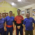 Eastbourne Demo- An Article by Joshua Haigh WCMA Instructor Eastbourne