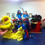 All Female Lion Dance Team- An Article by the Chief Instructor, Mr Russell Suthern