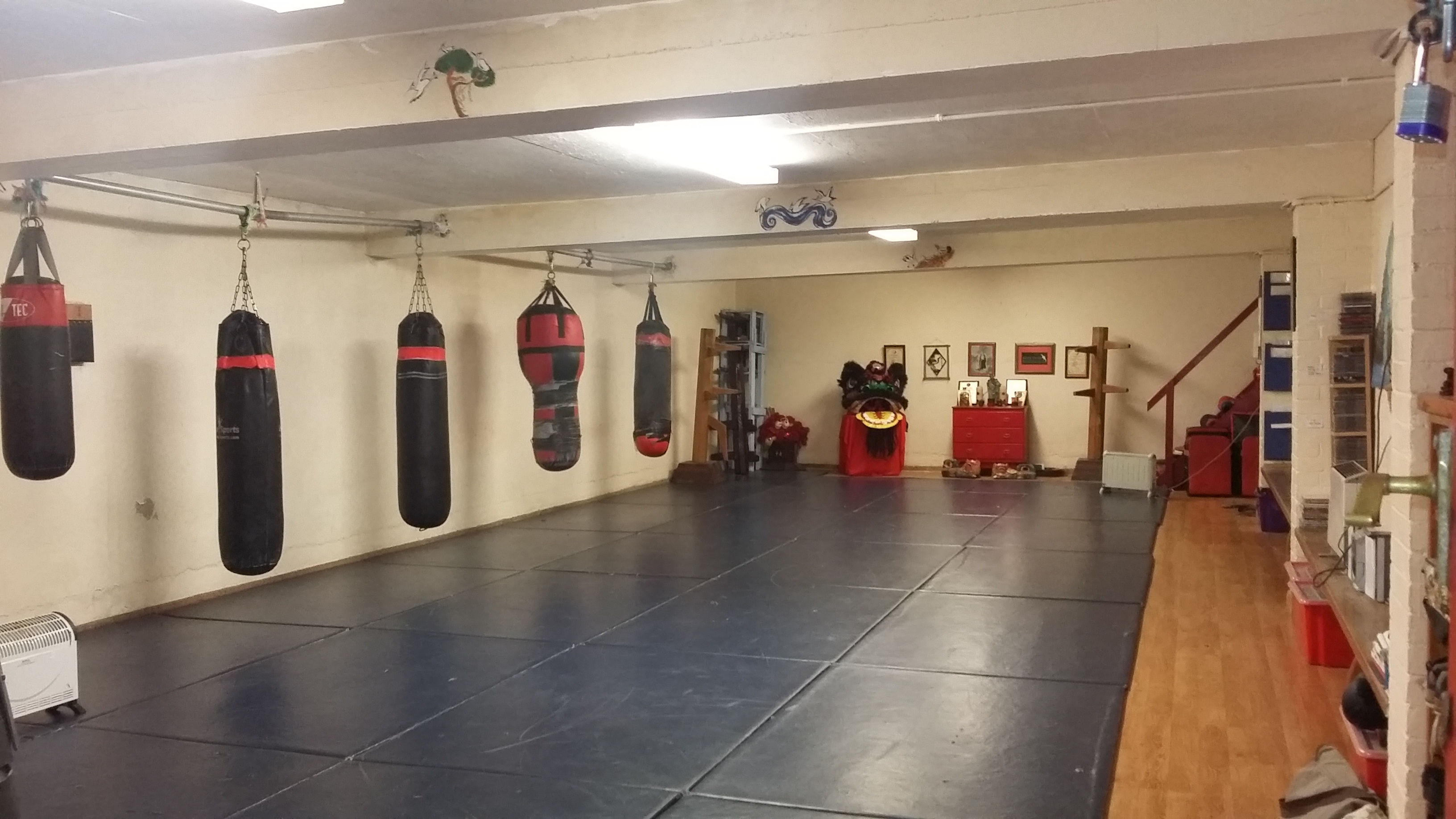 Training Hall for Hire